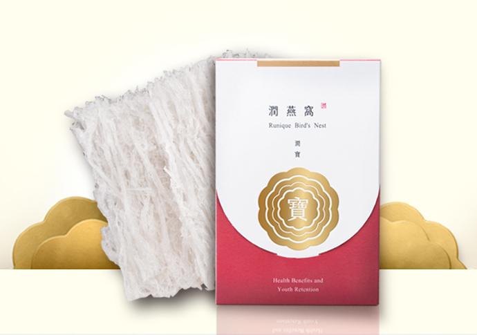 【乾燕窩】潤寶(2-12入環保盒裝)