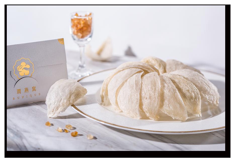 燕窩 ,頂級頭期金絲燕盞燉煮每一口,都能感受頂級燕窩獨有的濃郁香氣